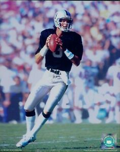 Marc Wilson Oakland Raiders NFL Licensed Unsigned Glossy 8x10 Photo A
