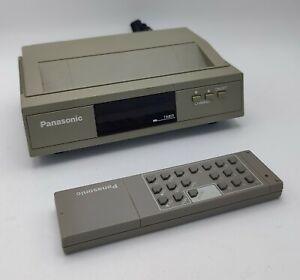 Panasonic CATV Converter TZ-PC145362 w/ Remote Control - Cable tv - Works Great