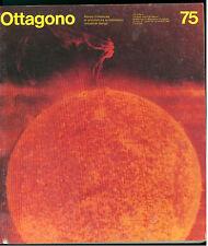 OTTAGONO 75 DICEMBRE 1984 RIVISTA ARCHITETTURA ARREDAMENTO INDUSTRIAL DESIGN