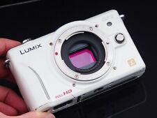 Panasonic Lumix DMC-GF2 Digital Micro Four Thirds Camera Body Only for parts