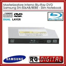 Masterizzatore Interno Blu-Ray DVD Samsung SN-506BB/BEBE - Slim Notebook