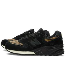 Tous doivent aller!!! NEW BALANCE WL 999 PW, UK 8 Noir Orange Baskets