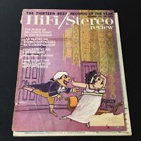 VTG HiFi Stereo Review Magazine November 1961 - The Place of Bel Canto Today
