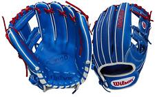"""2021 Wilson A2000 12.25"""" VG27 SuperSkin Infielders Baseball Glove WBW1002741225"""