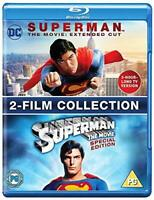 SUPERMAN (EXTENDED EDITION) - [Blu-ray] [2018] [Region Free] [DVD][Region 2]