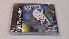 No One Can Stop Mr. Domino (Sony PlayStation 1, 1998) - FACTORY SEALED / NEW !!