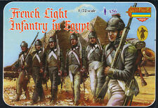 Strelets-R 1/72 M069 French Light Infantry in Egypt (Napolenic Wars) (56 Figs)