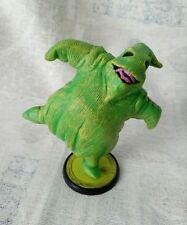 Rara action figure Nightmare before Christmas Oogie Boogie plastica pvc 9 cm