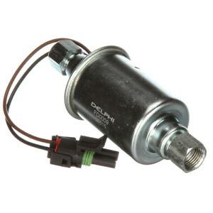 Electric Fuel Pump fits 1982-1983 Volkswagen Quantum  DELPHI