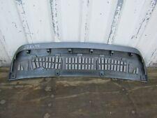 AUDI Q7 S LINE FRONT BUMPER LOWER TRIM P/N: 4L0807110 REF 270-54