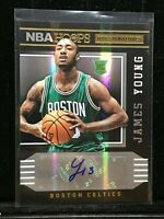F7865 2014-15 Hoops Hot Signatures AUTO JAMES YOUNG