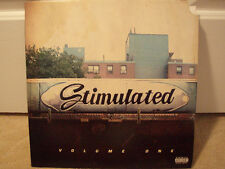 STIMULATED VOL 1 (VINYL 2LP) 2001!! DE LA SOUL, CAMP LO, XZIBIT, DILATED PEOPLES
