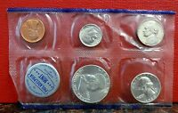 Beautiful 1960 P Silver Mint Set with DDR Franklin Half Dollar still in Mint Pkg