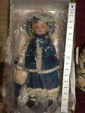 "Hamilton Collection ""Nicole� porcelain doll"