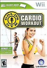 Gold's Gym Cardio Workout (Nintendo Wii, 2009)