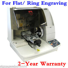 Gravograph M20 Jewel Mechanical Engraver, Solution for Flat and Ring Engraving