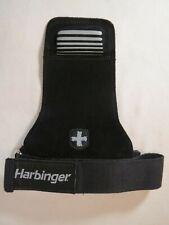 Harbinger Lifting Grips, Black Medium/Large  M/L