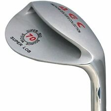 LEZAX AGC big bounce wedge 70 degrees plated finish steel shaft AGWG-1103-70.