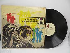 Buck Clayton's Buckeroos Singing Trumpets - Jazztone J1267 LP Vinyl Record
