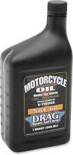 DRAG SPECIALTIES OIL-DRAG SAE 60 QT CS/12 3601-0358
