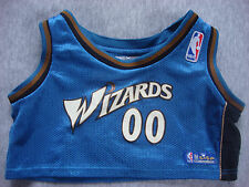 Build A Bear blue Washington Wizards jersey top t-shirt for your teddy!! Awesome
