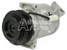 New A/C AC Compressor Fits: 2010 - 2015 Chevrolet Camaro V6 3.6L DOHC ONLY