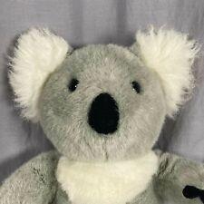 "Build A Bear Koala 16"" Plush Stuffed Animal Marsupial Fluffy Toy Teddy"