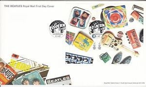 2007 BEATLES CAVERN CLUB  CANCEL  MIN SHEET FDC