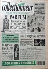 La Vie du Collectionneur n°6- Parfum Plaques émaillées Les télécartes Capsules