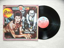 "LP DAVID BOWIE ""Diamond dogs"" RCA INTERNATIONAL NL 13889 FRANCE §"
