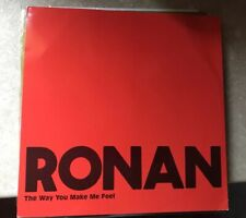 "RARE RONAN KEATING THE WAY YOU MAKE ME FEEL BOYZONE PROMO 12"" VINYL"