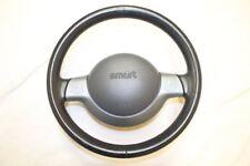 SMART ForTwo 450 LENKRAD LEDER LEDERLENKRAD SCHWARZ GRAU ohne ESP 0001296V006 79