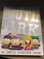 South Park: The Complete 17th Season (Blu-ray Disc, 2014, 2-Disc Set)