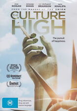 The Culture High DVD - drug war, medical marijuana, pot, weed, legalisation,