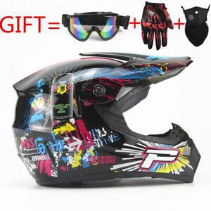 Motorcycle Off Road Helmet ATV Dirt bike Downhill racing helmet Motocross Helmet