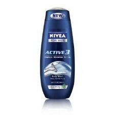 Nivea Men Body Wash Active 3 16.9oz
