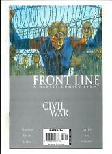 CIVIL WAR: FRONT LINE # 3 (SEPT 2006), NM