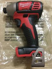 Brand New Milwaukee 18V 2656-20 1/4 impact driver M18 lithium ion BareTool Only
