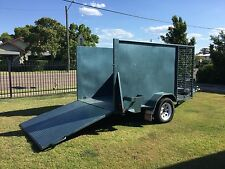 Utility Heavy Machinery Trailer