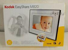 "Kodak EasyShare M820 8"" Digital Picture Frame 128 MB"