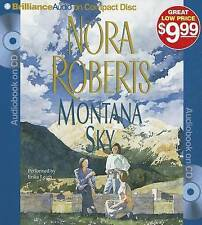 Montana Sky by Nora Roberts (2012, CD, Abridged)