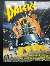 More details for the daleks—doctor who magazine special edition tv century 21 comic strips 2020