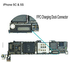 FPC Charging Dock Connector/Socket iPhone 5S  Repair Service