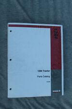 Case-IH 1294 Tractor original parts catalog #8-2194