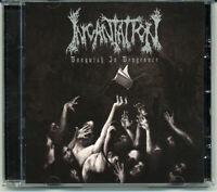 "Incantation ""Vanquish In Vengeance"" 2012, CD"