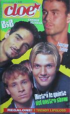CIOE' 35 1999 Backstreet Boys Enrique Iglesias Anggun N Sync Daniele Groff Neja