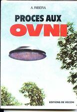 PROCES AUX OVNI - A. Ribera - 1976 - UFO