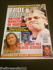 TRUE DETECTIVE - CARIBBEAN KILLER HANGED - APRIL 2009