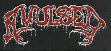 Avulsed - Logo - Aufnäher / Patch - Neu - #