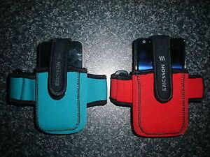 Mobile Phone Strap on Pocket MP3 Holder Gym iPhone Samsung Nokia Running GPS